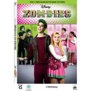 Disney Zombies (DVD)