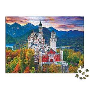 Neuschwanstein Castle Germany 1000pc Puzzle (Other)
