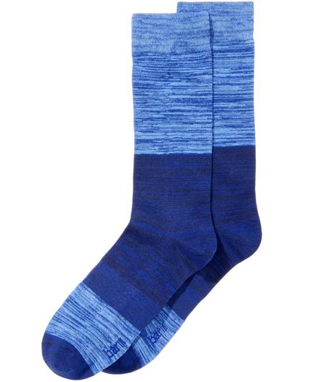 Men's Colorblocked Space-Dyed Socks, Created for Macy's
