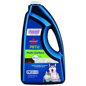 BISSELL 64oz. CrossWave & SpinWave Multi-Surface Pet Floor Cleaning Formula - 22951