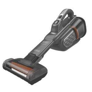 BLACK+DECKER Dustbuster AdvancedClean+ Lithium Cordless Handheld Vacuum - Titanium Gray HHVK320JZ01