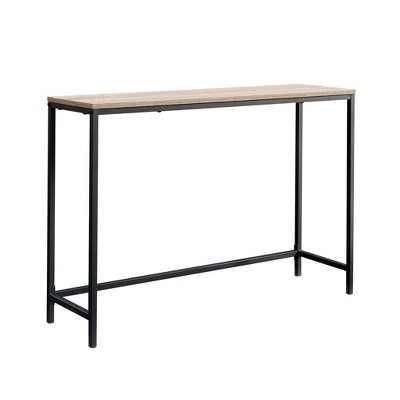 North Avenue Sofa Table Charter Oak Finish - Sauder