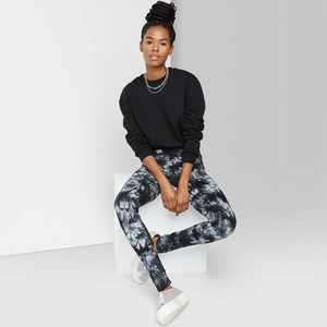 Women's High-Waisted Leggings - Wild Fable