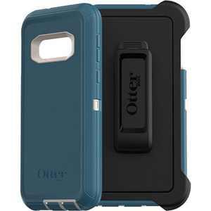 OtterBox Defender Carrying Case (Holster) Samsung Smartphone, Big Sur Blue