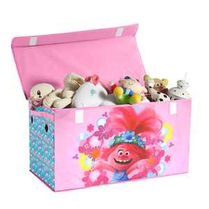 Dreamworks Trolls 2 Poppy Storage Toy Trunk