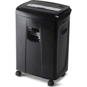 Aurora GB 12-Sheet Crosscut Paper and Credit Card Shredder with Pullout Basket