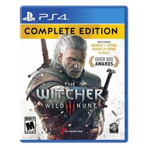 The Witcher 3: Wild Hunt Complete Edition - PlayStation 4, PlayStation 5