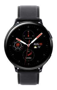 SAMSUNG Galaxy Watch Active 2 SS 44mm Black LTE - SM-R825USKAXAR