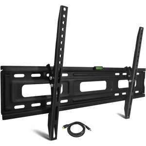 "DuraPro Tilting Wall Mount Kit for 24"" to 84"" TVs + Bonus HDMI Cable (DRP790TT)"