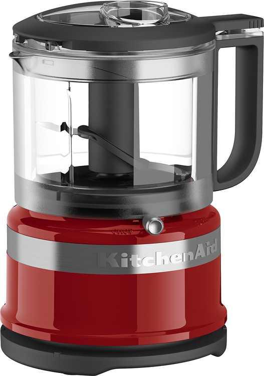 KitchenAid - KFC3516ER 3.5-Cup Mini Food Chopper - Empire Red