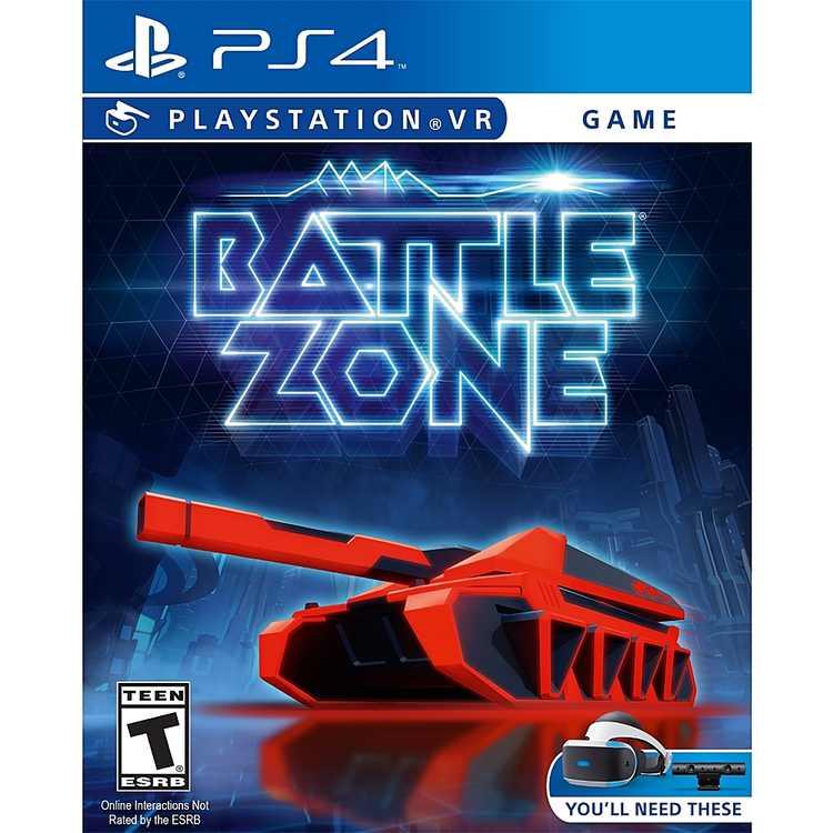 Battlezone - PlayStation 4, PlayStation 5