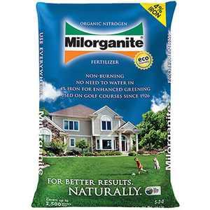 0636 Organic Nitrogen Fertilizer, 36-Pound, An organic nitrogen fertilizerWalmartposed primarily of heat dried microbes By Milorganite