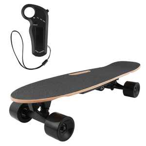 Lowest Price Ever! Electric Skateboard Longboard with Remote Controller