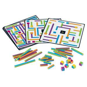 Learning Resources iTrax Critical Thinking Game, Problem Solving, 69 Pieces, Ages 6+