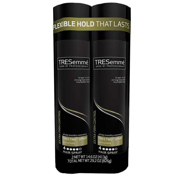 TRESemme Hair Spray, Extra Firm Control (14.6 oz., 2 pk.)
