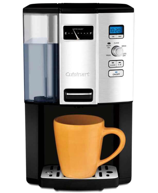 DCC-3000 Coffee On Demand Coffee Maker
