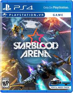 StarBlood Arena - PlayStation 4, PlayStation 5