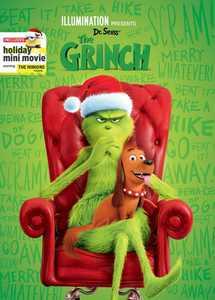 Dr. Seuss' The Grinch (DVD)