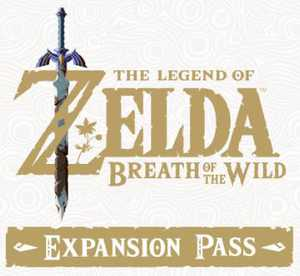 The Legend of Zelda Breath of the Wild Expansion Pass - Nintendo Switch [Digital]