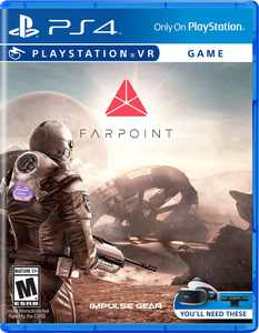 Farpoint - PlayStation 4, PlayStation 5