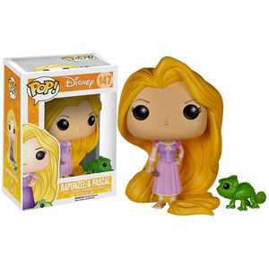FUNKO POP! Disney Tangled Rapunzel & Pascal