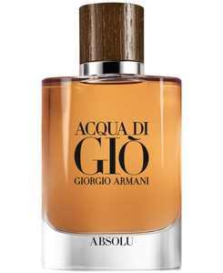 Men's Acqua di Giò Absolu Eau de Parfum Spray, 2.5-oz.