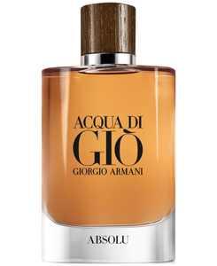 Men's Acqua di Giò Absolu Eau de Parfum Spray, 4.2-oz.
