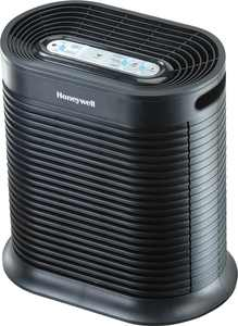 Honeywell Home - HPA100 True Hepa 155 Sq. Ft. Air Purifier - Black