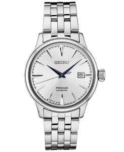 Men's Automatic Presage Stainless Steel Bracelet Watch 40.5mm