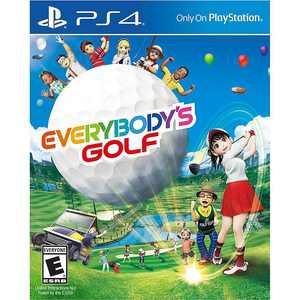 Everybody's Golf - PlayStation 4, PlayStation 5