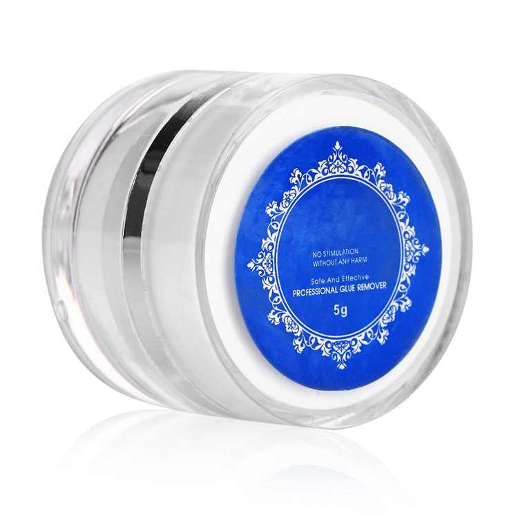 OTVIAP Eyelash Glue Remover, Eyelash Extension Remover Cream,Anti-irritation Grafting Eyelash Extension Remover Glue Adhesive Gel Removing Cream