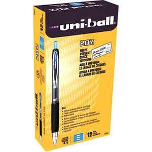 Uni-Ball Signo 207 Retractable Gel Pens