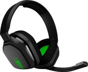 Astro Gaming - A10 Wired Stereo Gaming Headset for Xbox Series X|S, Xbox One - Green/black