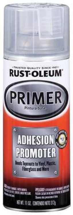 RUST-OLEUM 251572 Spray Primer, Clear, 11 oz.