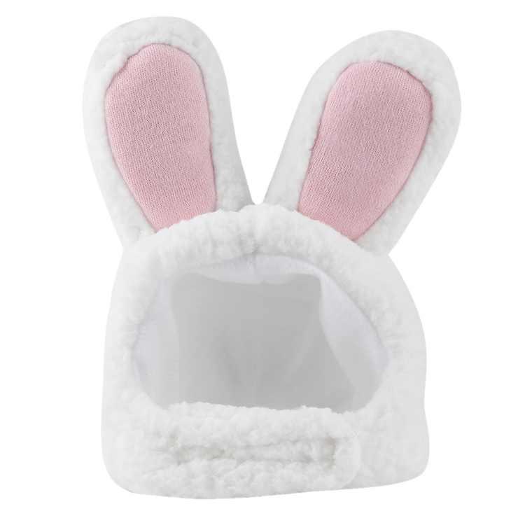 Oenbopo Professional Rabbit Ear Hat Cute Pet Costume Cosplay Cat Cap Accessaries