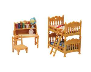 Calico Critters Children's Bedroom Set, Furniture Accessories