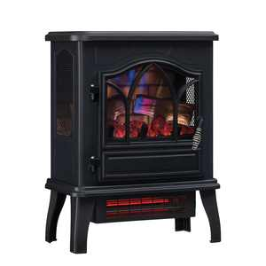 Duraflame 3D Infrared Quartz Electric Fireplace Stove Heater