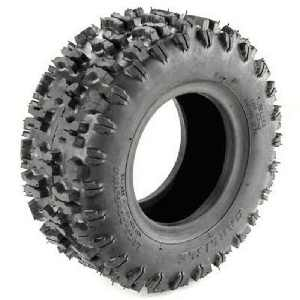 Carlisle Snow Hog Snow Thrower Tire - 4.10-6 LRA/2ply