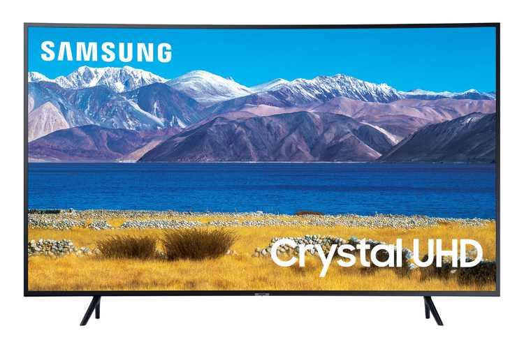 "SAMSUNG 55"" TU8300 Crystal UHD 4K Smart TV with HDR UN55TU8300FXZA 2020"