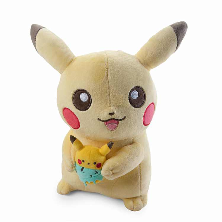 Pokemon Tea Party Pikachu Sweet & Yummy Ver. 10 inch Plush Toy