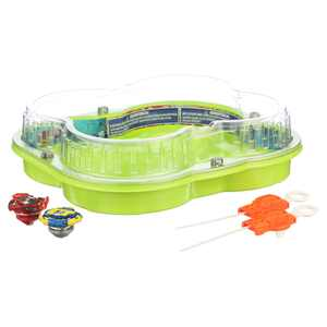 Beyblade Burst Rise Hypersphere Infinity Brink Battle Set, Includes 2 Tops and 2 Launchers