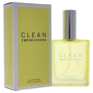 Clean Fresh Linens Eau de Parfum, Perfume for Women, 2.14 Oz