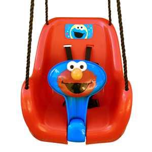 M&M Sales Enterprises Inc Sesame Street Elmo Toddler Swing