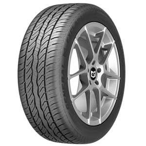 General Tire All Season Exclaim HPX A/S 215/45R17 91W XL Tire