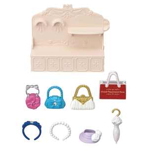 Calico Critters Fashion Showcase Set
