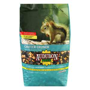 Audubon Park 84195 5 Lbs Critter Crunch Birdseed