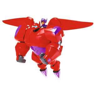 Bandai America - Big Hero 6 Flame-Blast Flying Baymax