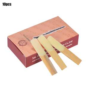 Clarinet Traditional Reeds Strength 2.5, Box of 10