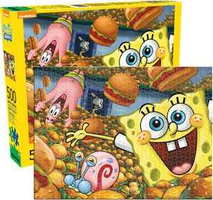 SpongeBob SquarePants 500pc Puzzle