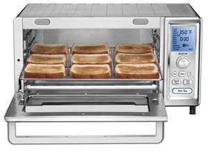 Cuisinart Toaster Oven Broilers Chef's Convection Toaster Oven